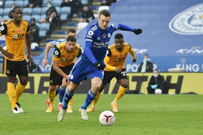 ملخص وهدف فوز ليستر سيتي علي ولفرهامبتون (1-0) في الدوري الانجليزي