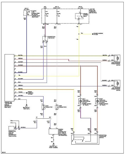 Wiring Diagram Blog  2002 Mitsubishi Eclipse Wiring Diagrams