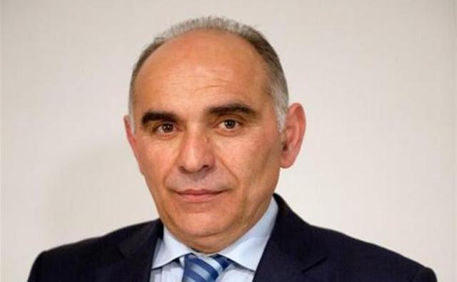 Με απόφαση Νίκα επίσημα εντεταλμένος σύμβουλος ο Γιάννης Μπουντρούκας