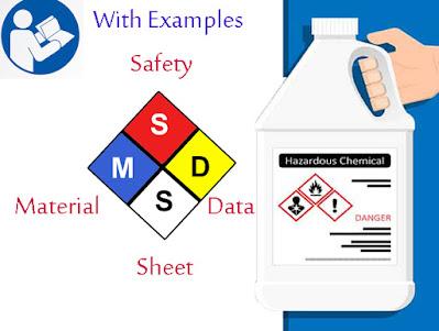 safety data sheet sds