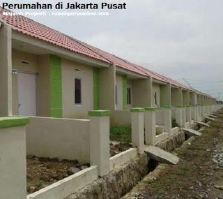 Perumahan Murah di Jakarta Pusat, perumahan subsidi