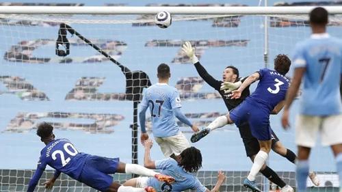 Final Liga Champions Manchester City Vs Chelsea Digelar di Porto