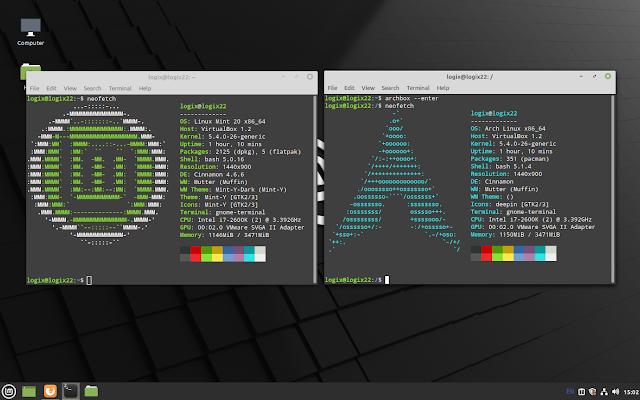 Archbox Arch Linux