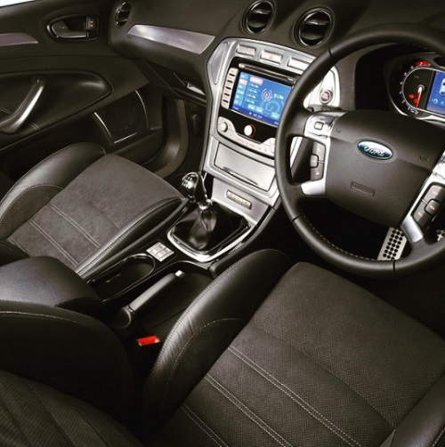 Interior Ford focusdesign dan review