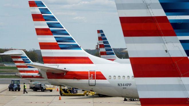 American Airlines eliminará 19.000 puestos de trabajo a medida que disminuyan los viajes