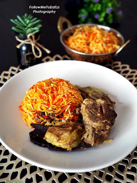 Lamb Mandi Rice  RM 19.90  (RM 24 Less 17%)