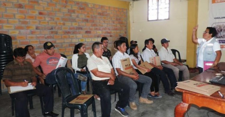 Midis - Qali Warma fortalece vigilancia social del servicio alimentario escolar en San Martín - www.qaliwarma.gob.pe