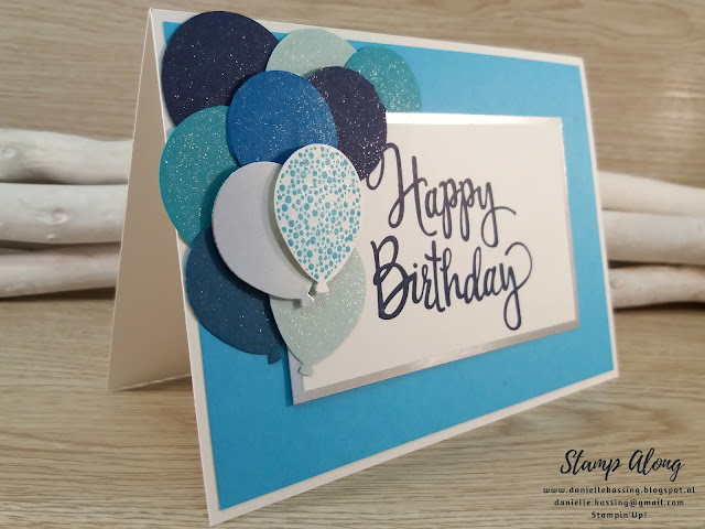 Stampin'Up! Stylized Birthday