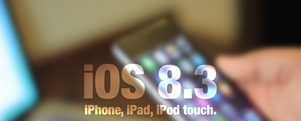 Apple iOS 8.3 (Build. 12F69-12F70) Firmware for iPhone, iPad, iPod and Apple TV