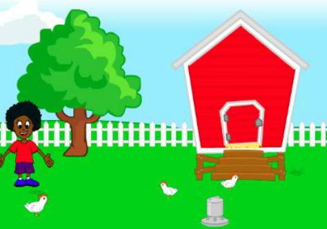 HoodaMath Hooda Escape 3rd Grade Field Trip Chicken Farm