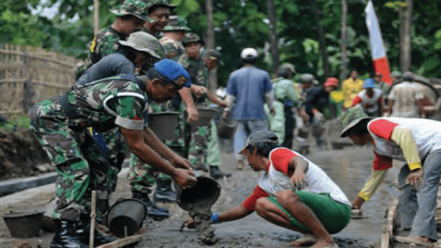 Ringkasan! Sistem Pertahanan dan Keamanan Indonesia Serta Kesadaran Bela Negara