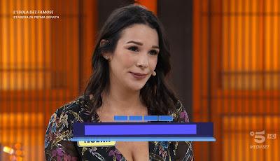 Noemi Basili bella concorrente Avanti Un Altro 3 maggio
