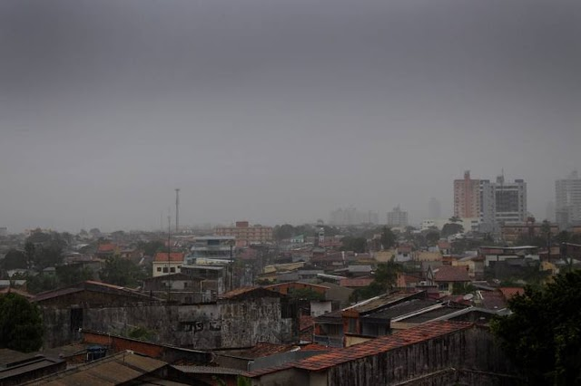 Abril será de chuvas intensas na RMB, Marajó e nordeste do Pará, aponta Semas