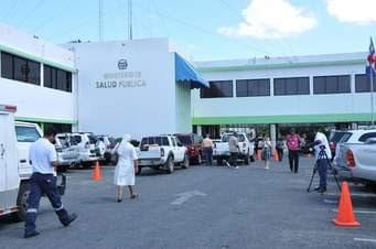 Consultas médicas en varios hospitales públicos de Santo Domingo se vio reducida por coronavirus