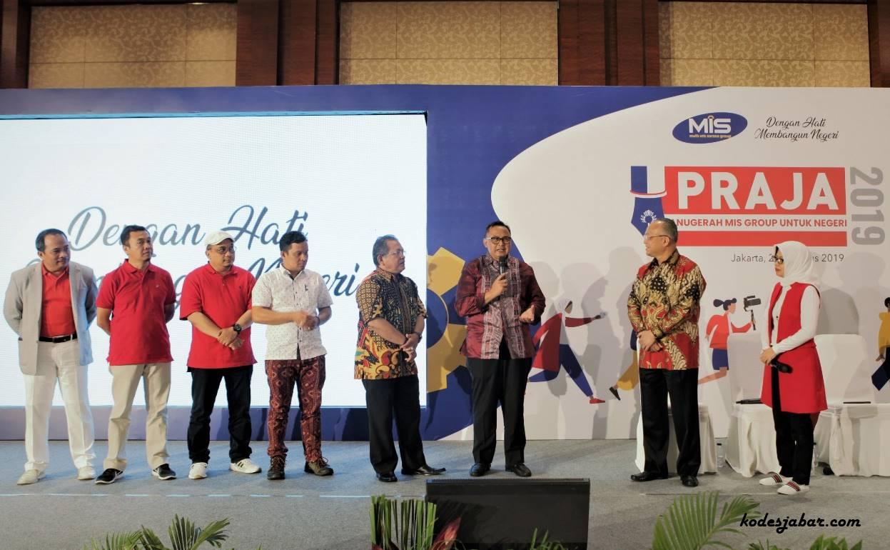 MIS Group Dorong Pertumbuhan Koperasi Digital Melalui Kompetisi PRAJA 2019