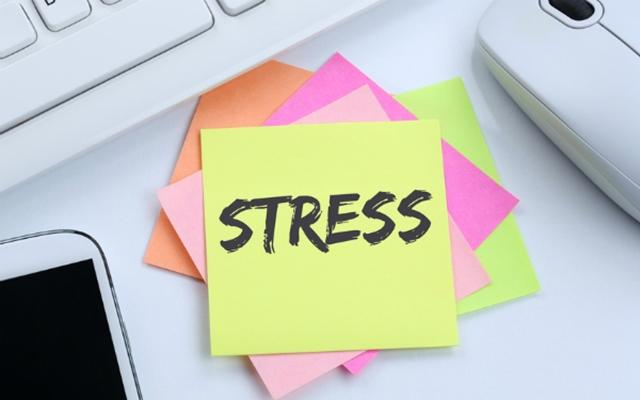 Stressnya.... Nak Kongsi Cara Menangani Stress Lah!