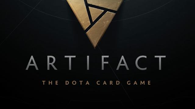 Valve anuncia Artifact, um jogo de cartas de DOTA