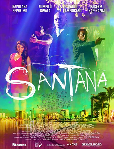 Santana (2020) | DVDRip Latino HD GoogleDrive 1 Link