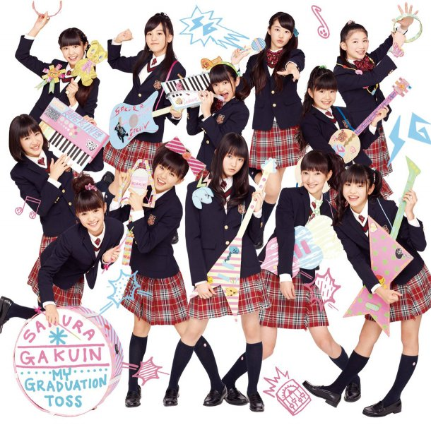Sakura Gakuin - Magic Melody