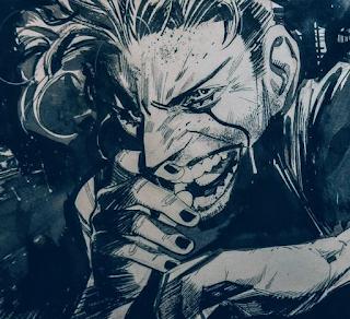 "En la serie ""Batman: White Knight"" aparecerá el Joker de la película de Tim Burton"