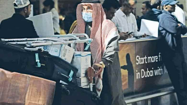 Saudi Arabia limits Entry of Arrivals from those countries where the risk of COVID-19 spread is High
