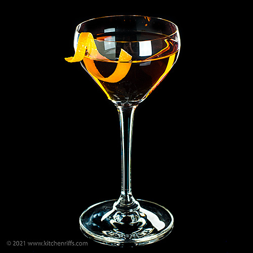 The Emerald Cocktail