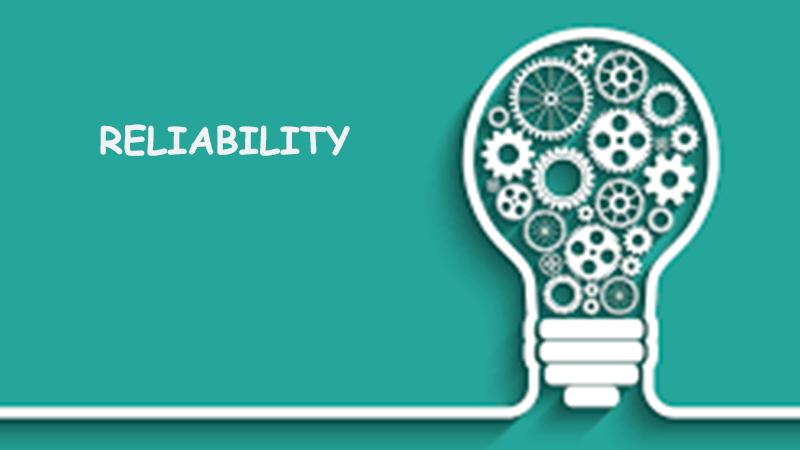 Pengertian Reliability