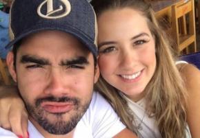 Noiva de Gabriel Diniz fala pela primeira vez desde a morte do cantor: 'Só lembro da alegria dele'