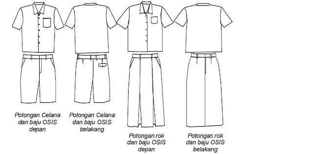 10 Desain Baju Osis Smp - Desain Baju