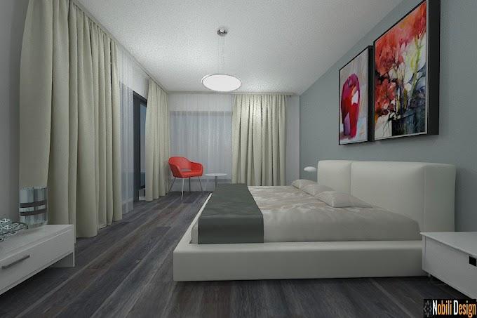 Un dormitor  este locul unde începe și se termină fiecare zi
