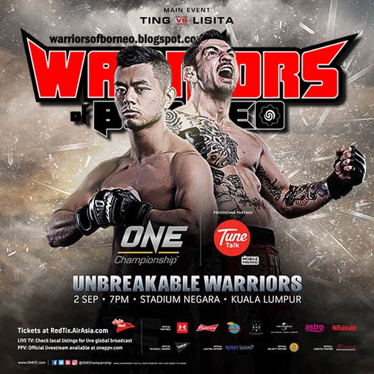 Картинки по запросу ONE CHAMPIONSHIP UNBREAKABLE WARRIORS results