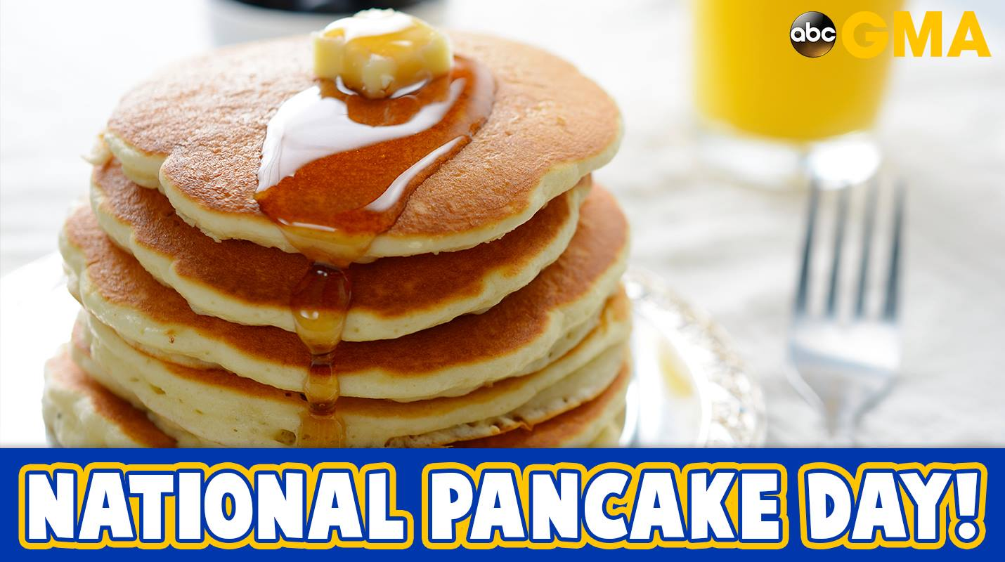 National Pancake Day Wishes for Whatsapp