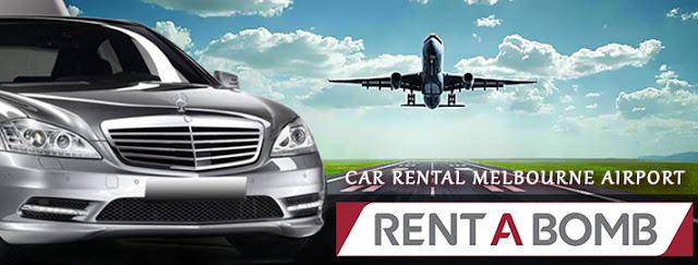 car rental Melbourne airport