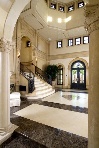 Eileen S Home Design A Mediterranean Estate In Newport
