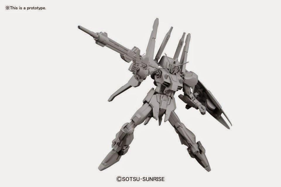 [SUPREME MECHA]: Bandai Gunpla Release 1/2015