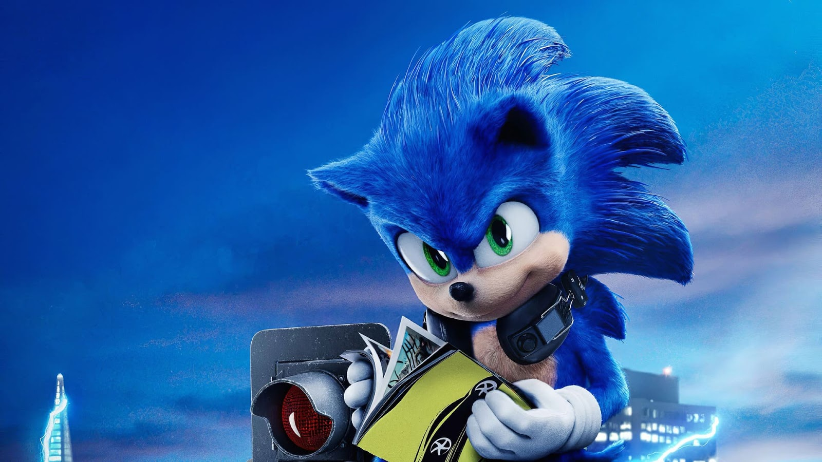 Sonic detona armas de Robotnik em novo clipe de SONIC – O Filme