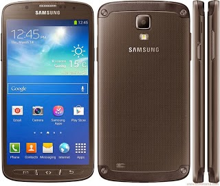 Android anti air galaxy S4 ACTIVE