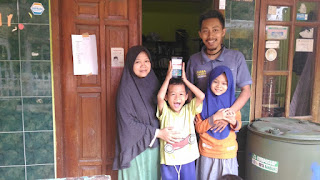Home Visit Kelas 4 Berlangsung dengan Lancar