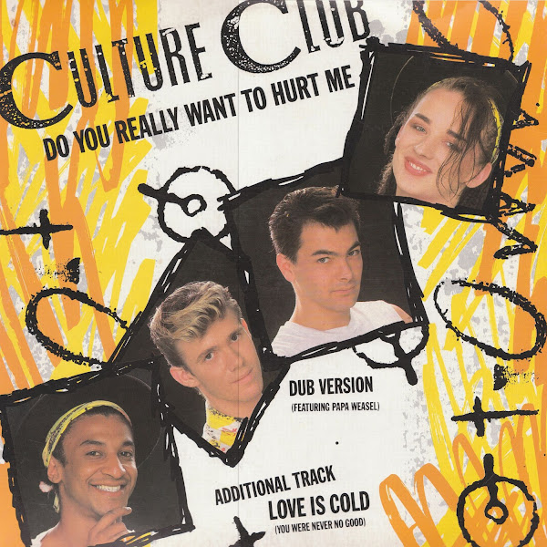 Culture Club: Do You Really Want To Hurt Me?