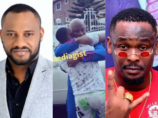 Yul Edochie, Zubby Michael Reconcile