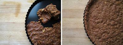 Tarta cremosa de chocolate blanco y café (Siempredulces) - Elaboración Paso 3