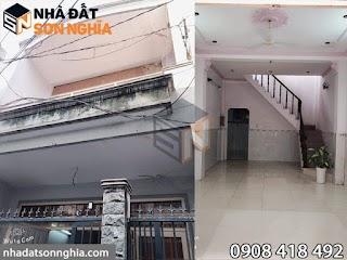 Bán nhà cấp 3 đường Quang Trung phường 10 Gò Vấp - 4x12,5 giá 3,4 tỷ ( MS 061 )