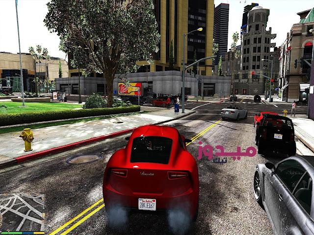 تحميل لعبة جاتا 9 برابط مباشر مجانا للكمبيوتر النسخة الاصلية