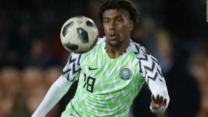Nigeria vs Tunisia: What Alex Iwobi said about AFCON third-place match