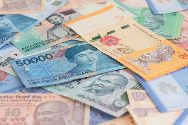 asia currency