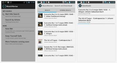 Music Maniac – MP3 Downloader Latest Version APK