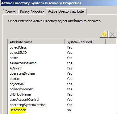 Asset Tag in SCCM Database | NETvNext Blog