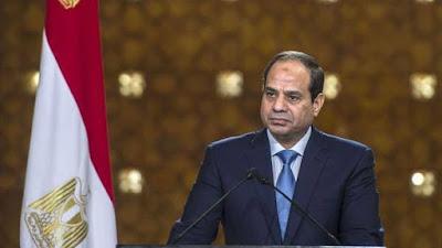 السيسى يفوض شريف إسماعيل في اختصاصات رئيس الجمهورية