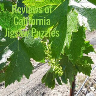 Reviews of California Jigsaw Puzzles