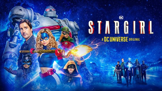 Stargirl Temporada 1 Completa en Latino-Ingles HD (2020)